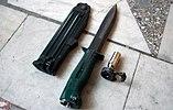 Нож разведчика стреляющий НРС-2 - 27-й отдельной гвардейской Краснознаменной Севастопольской мотостроло
