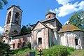 Общий вид Благовещенской церкви с трапезной и колокольней..JPG