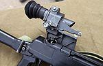 Опытный образец автомата АН-94, в источниках упоминается как ЛИ-291 - Танковому Биатлону-2014 03.jpg