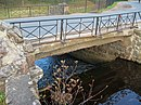 Ораниенбаум. Мост-плотина Красного пруда03.jpg