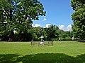 Павловск Павловский парк Скульптура «Летящий Меркурий».jpg