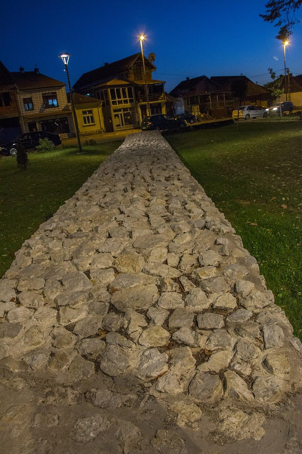 Пирот, градски парк2