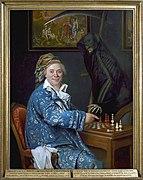 Портрет доктора де С., играющего в шахматы со смертью.jpg