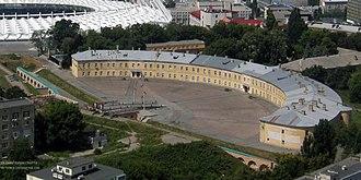 Kiev Fortress - Northern Semi-tower