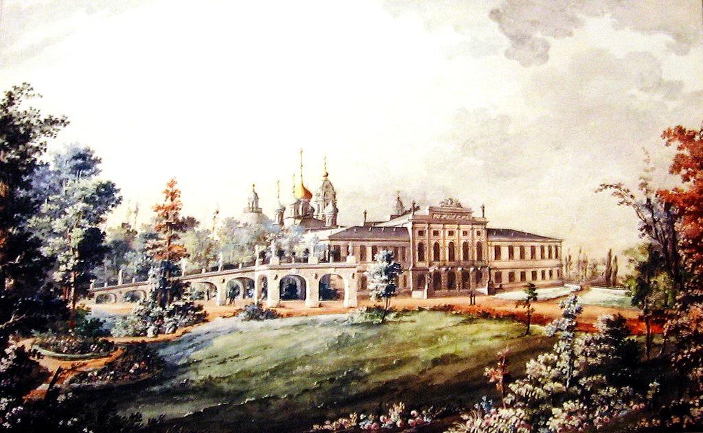 Картинки по запросу императорский путевой дворец в твери