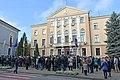 Тернопільська міська рада - Протест тернополян проти тарифів на проїзд у громадському транспорті - 18112143.jpg