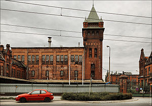 Piast Brewery - Piast Brewery in Wroclaw