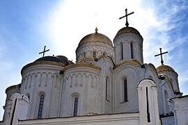 Успенский собор во Владимире. Восточная сторона