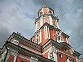 Церковь Архангела Гавриила (Меншикова башня), Москва 08.JPG