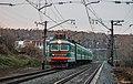 ЧС2-921, Россия, Новосибирская область, перегон Сеятель - Бердск (Trainpix 92415).jpg