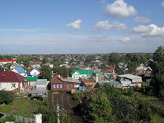 Chistopol - View of Chistopol