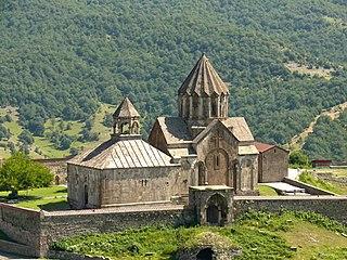 Gandzasar monastery monastery