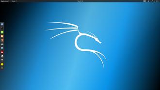 Kali Linux - Image: كالي لينكس