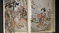 『青楼美人合 姿鏡』-Mirror of Yoshiwara Beauties (Seirō bijin awase sugata kagami) MET DP327260.jpg