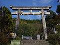 八幡神社 下市町下市(今在家) 2013.2.09 - panoramio.jpg