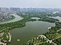南湖公园(湿地公园)俯瞰 - 自南湖世纪1-1-3005 - panoramio.jpg