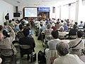 南阿蘇村での立野ダム問題学習会(久木野庁舎)2013年10月27日.JPG