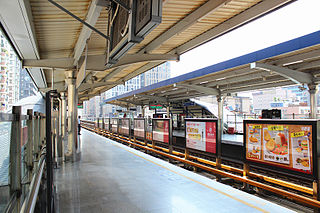 Youyi Road station (Wuhan Metro) metro station in Wuhan, China