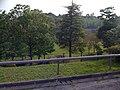 東京情報大学・学生駐車場南端より御成台公園(南西)方面を望む2 - panoramio.jpg