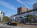 泉北高速鉄道線 深井駅(西口) Fukai station 2012.12.14 - panoramio.jpg