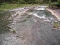 矢部川の橋からダム方面 - panoramio.jpg