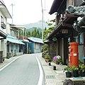 西富貴の郵便ポスト A post in Nishi-Fuki 2012.4.25 - panoramio.jpg