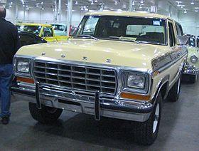 Px Ford Bronco Toronto Spring Classic Car Auction
