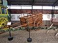 -2019-11-16 Bullock Cart, Hillside Norfolk Shire Horse Centre, West Runton.JPG