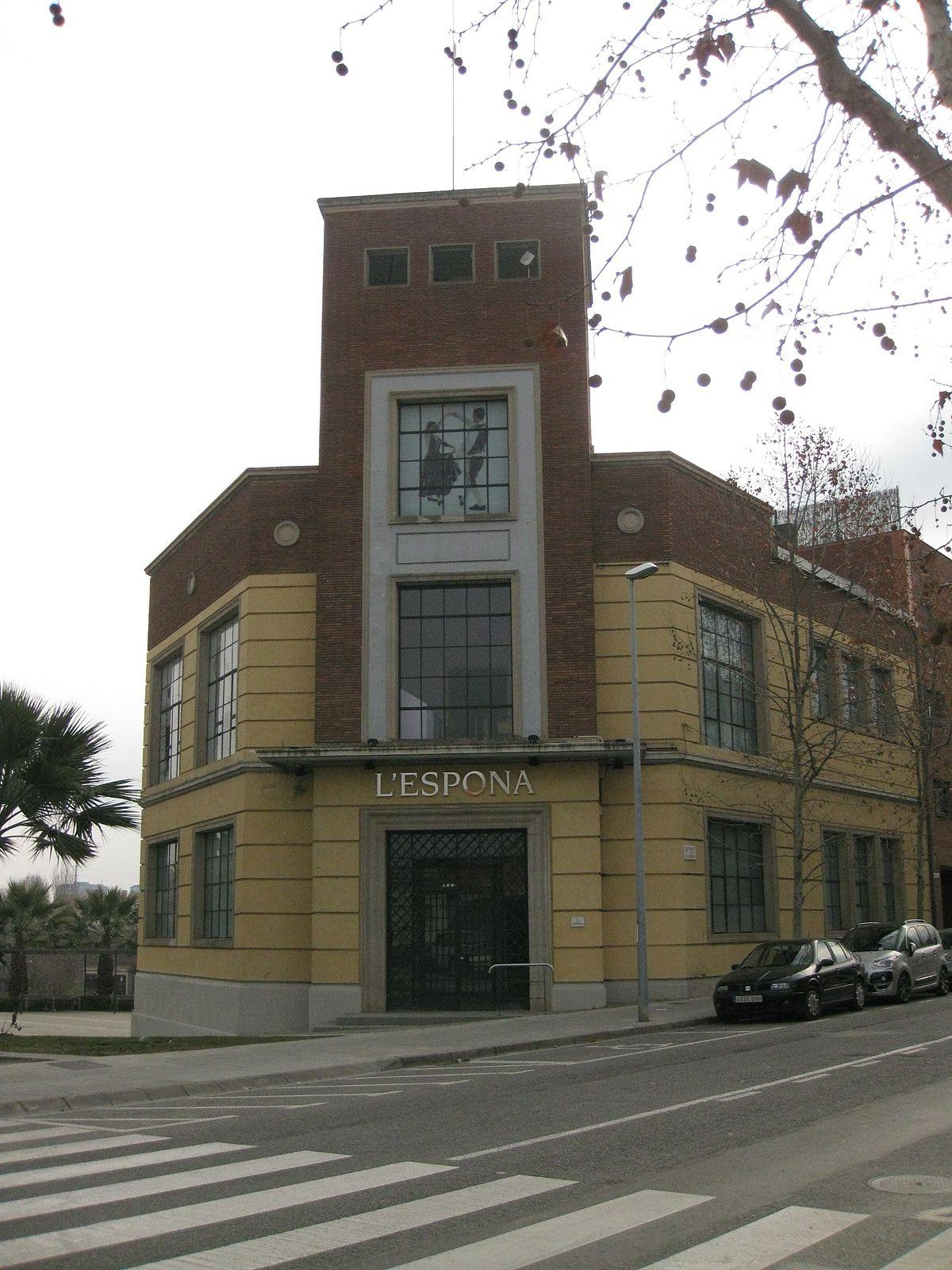 Cal gasp viquip dia l 39 enciclop dia lliure for Arquitectura franquista