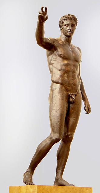 Antikythera Ephebe - The Antikythera Ephebe or Youth