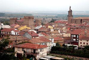 Agoncillo, La Rioja - Image: 01 AGONCILLO 2005