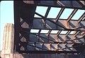 021L19220376 Breitenlee Verschiebebahnhof, Brücke Detail (Fahrbahn entfernt) März 1976.jpg