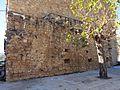 028 Mur de l'antic monestir de Santa Maria de Vallclara (Cabacés).JPG