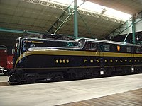 0370 Strasburg - Railroad Museum of Pennsylvania - Flickr - KlausNahr.jpg