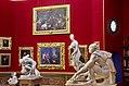 03 2015 La Tribuna-Lottatori-Apollino-Arrotino-Venere de Medici opera greca Cleomene di Apollodoro-Galleria degli Uffizi (Firenze) Photo Paolo Villa FOTO9235bisimg 0001.jpg