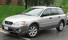 Subaru Legacy Outback >> Subaru Outback Wikipedia