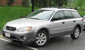 Subaru Legacy Fourth Generation Wikipedia