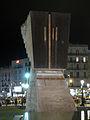 058 Catalunya a Francesc Macià, de Subirachs (pl. Catalunya).jpg