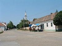 05 Гргуревци - сеоско средиште са црквом - Grgurevci - Village Centre with Church.jpg