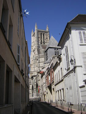 Image illustrative de l'article Cathédrale Saint-Étienne de Meaux