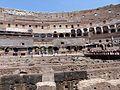 0 Interior del Coliseo, verano del 2016, Roma, Italia 14.jpg