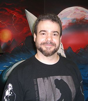 Nelson DeCastro - Nelson at the Big Apple Convention in Manhattan, October 18, 2009