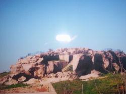 La Rocca di Cerere, legata al culto di Cerere ai tempi dei Sicani