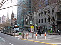 101 Collins Street tram stop in September 2014.jpg