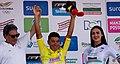 10 Etapa-Vuelta a Colombia 2018-Ciclista Jonathan Caicedo-Lider General.jpg