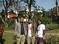 10th Anniversary Celebration of Bengali Wikipedia in Jadavpur University, Kolkata, 9-10 January, 2015 32.JPG