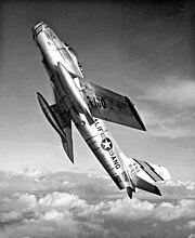 115th Fighter-Bomber Squadron - North American F-86A-5-NA Sabre 48-160 -1