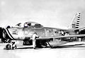 126th Fighter-Interceptor Squadron - North American F-86A-5-NA Sabre 48-129.jpg
