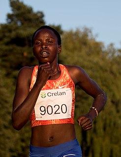 Lilian Kasait Rengeruk Kenyan long-distance runner