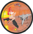 131st Fighter Squadron Operation Bravo Lima patch.png